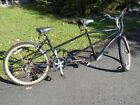 Dyno GT Crestline 26 6 Speed Tandem Bicycle Shimano Brakes Ready To Ride
