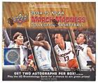2014-15 Upper Deck NCAA March Madness Collection Basketball Hobby Box