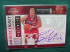 2009-10 PLAYOFF CONTENDERS #101 BLAKE GRIFFIN LA CLIPPERS ROOKIE AUTOGRAPH CARD