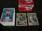 1989 Topps Traded Football---Complete Set 1-132---Aikman, Sanders RC's---NrMt