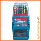 Makita Bit and Drill range P7093 in the Box