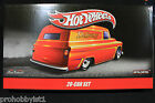 2010 HOT WHEELS DELIVERY 20 CAR SET '66 DODGE A100 '50's CHEVY TRUCK 1:64 8+ NEW