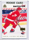 Pavel Datsyuk Cards, Rookie Cards and Autographed Memorabilia Guide 31