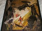 COOL - Abstract painting  by Morris Katz