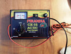 DURATRAX Piranha CX-15  AC/DC Battery Charger w/ Meter for RC Models