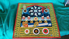 Vintage Wyandotte Shooting Gallery Tin Carnival Game 2-Sided Target
