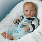 Touch Activated Lifelike Baby Doll By Linda Murray NOAHS HAPPY AS CAN BE