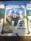 MARK SANCHEZ LOGO PATCH Game Jersey IN Sealed 2010 SCORE 400 Card FACTORY SET