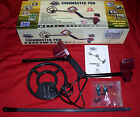 NEW * White's Coinmaster PRO Metal Detector 9