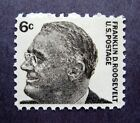 Sc 1284 6 cent Prominent Americans Issue Franklin D Roosevelt