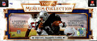 2013 TOPPS MUSEUM FOOTBALL SEALED HOBBY BOX FREE SHIP 4 PACKS