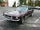 Ford  Mustang Convertible GT 390 460 1968 ford mustang convertible 2 door 50 l 347 stoker fuel injected