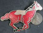 Nice Collectable Enameled Pin Kentucky Derby Horse Racing