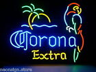 New Corona Extra Parrot Real Glass Neon Light Sign Home Beer Bar Pub Sign