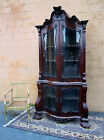 THE MOST MAGNIFICENT ANTIQUE CIRCA 1790 DUTCH ORIGINAL BOMBAY CORNER CABINET!