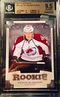 NATHAN MACKINNON 2013-14 UD ARTIFACTS ROOKIE RC BGS 9.5 Gem Mint