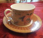 Fitz and Floyd, Tuscany, Cup and Saucer