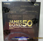 JAMES BOND, 50TH ANNIVERSARY Trading Card BOX, Series #2