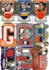 2013-14 ITG Between the Pipes Jersey GOLD #GUM-32 Ron Hextall (Flyers)