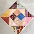 Quilt Top Kit - Over 35 Blocks, Many Pieces Cut & Sewn, 100% Cotton, Waverly,