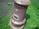 Perfection Smokeless Oil Heater Parlor Stove Type  Rustic Retro  Vintage
