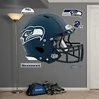 NEW Amazing Fathead Seattle Seahawks Revolution Helmet Wall Decals