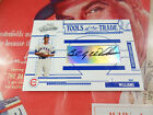 Billy Williams 150 autographed 2004 Absolute signed TOTT Donruss autograph Leaf
