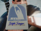 Dolph Schayes 1 1 autographed PRINT PLATE auto LEAF 2012 Best of signed RARE