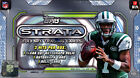(2) BOX LOT 2013 TOPPS STRATA FOOTBALL SEALED HOBBY BOXES FREE SHIP