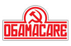 OBAMACARE Repeal Anti Obama Decal Russian Sickle Hammer Tea Party Soviet Sticker