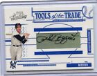 2005 PLAYOFF ABSOLUTE CARD NO.TT-162 PHIL RIZZUTO AUTOGRAPH #77 99, NY YANKEES
