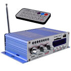 HOT HiFi 2CH Subwoofer Stereo Audio Home FM SD USB Remote Durable Player