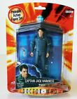Doctor Who Captain Jack Harkness Poseable Action Figure includes Sonic Blaster