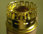 New ALADDIN SOLID BRASS MODEL 23 HEELLESS OIL LAMP BURNER GALLERY N239AB