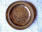 Franciscan Madeira Stoneware ~  10-1/2 inch dinner plate ~ 10.5