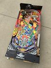 BALLY INDIANAPOLIS 500 PINBALL MACHINE PARTIAL POPULATED PLAYFIELD ASSEMBLY. WOW