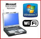 PANASONIC CF 30 TOUGHBOOK 4GB 500GB WIN 7 PRO RUGGED MILITARY LAPTOP NON TOUCH