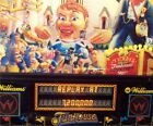New Replacement Williams WPC89  LED Display Funhouse, Bride of Pinbot,The Machin