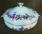 WEDGWOOD CHINA DEVON SPRAYS ROUND COVERED VEGETABLE OR SERVING BOWL