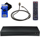 Samsung BD-J5900 Curved, Wi-Fi & 3D Blu-ray Disc Player with Remote & HDMI Cable