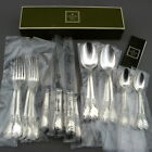 CHRISTOFLE MARLY 6 PLACE SETTING LUNCHEON, 24 PIECES FLATWARE. NEVER USED. NEW.