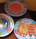 Sue Zipkin Mix and Match Set of 5 Potpourri Plates