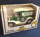 1989 ERTL 1913 Publix Food & Pharmacy Die Cast Metal Model T Bank-New In The Box