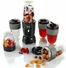 BUY 2 MILKSHAKE/SMOOTHIE BLENDER 17-PC BY MAXIMATIC 300-WATT POWER WSAFETY LOCK
