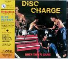 BOYS TOWN GANG * DISC CHARGE * JAPAN CD incl BONUS TRACKS * HTF! * GAY INTEREST