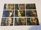 Sons of Anarchy Season 4 & 5 Gallery Insert Card Set of 9 G1-G9