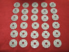VINTAGE SEARS KENMORE SEWING MACHINE PATTERN CAM LOT DISKS IN CASE 95 1814 1753
