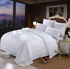 Silk Filled King/Queen Size Comforter Quilt  Fashion Summer Bedroom Quilt New