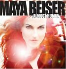 MAYA BEISER-ALMOST HUMAN-CD  NEW