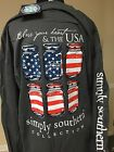 Simply Southern Long Sleeve Tee Bless Your Heart SIZE XL